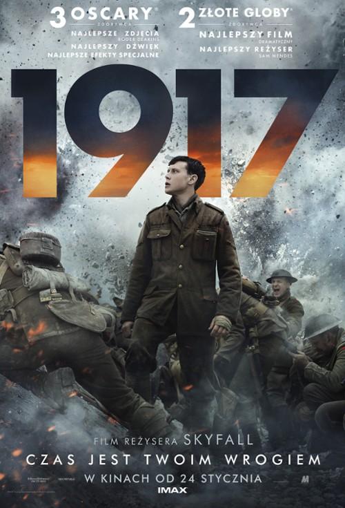 1917 - plakat filmu