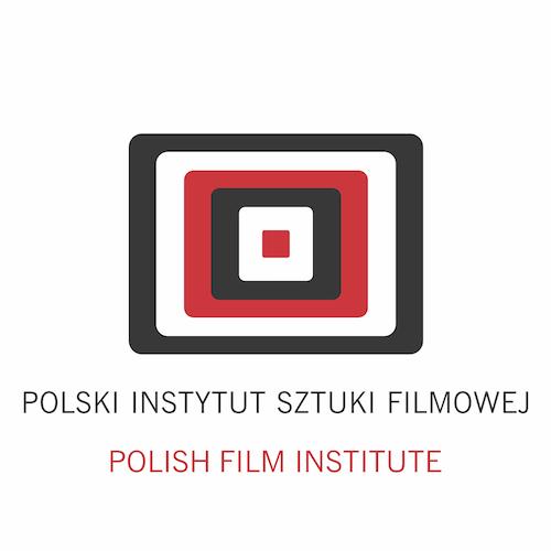 Logo Państwowego Instytutu Sztuki Filmowej