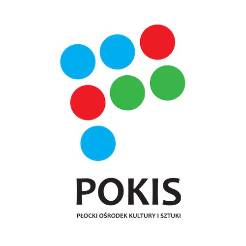 Logo Płockiego Ośrodka Kultury i Sztuki