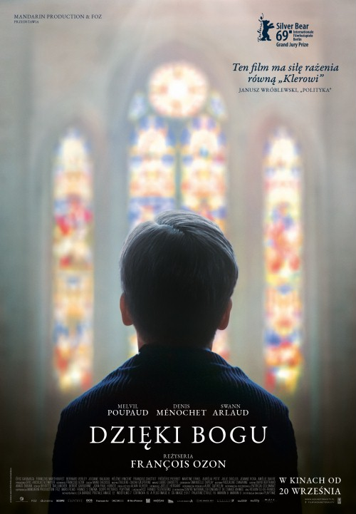 Dzięki Bogu - plakat filmu