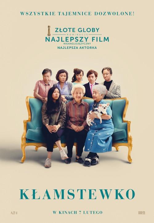 Kłamstewko - plakat filmu