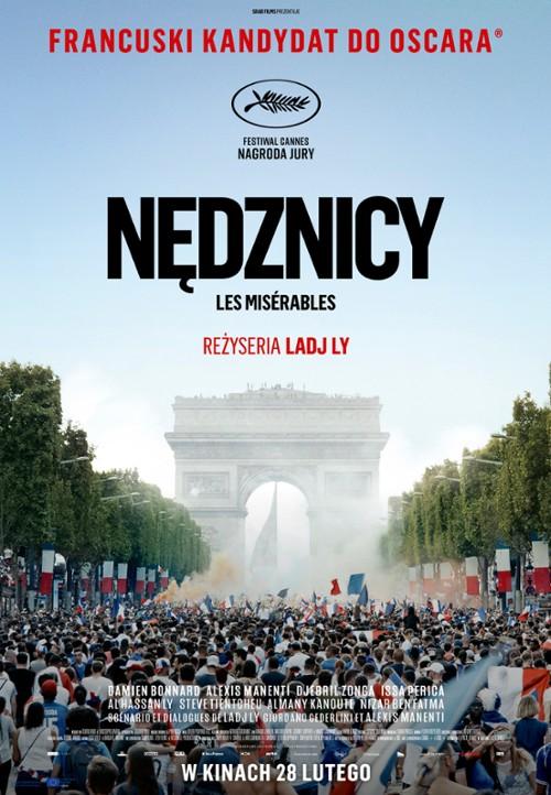Nędznicy - plakat filmu