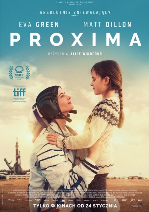 Proxima - plakat filmu