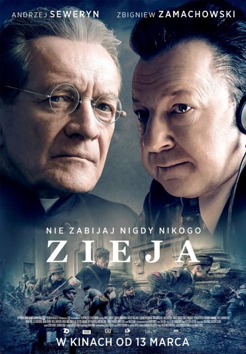 Zieja - plakat filmu