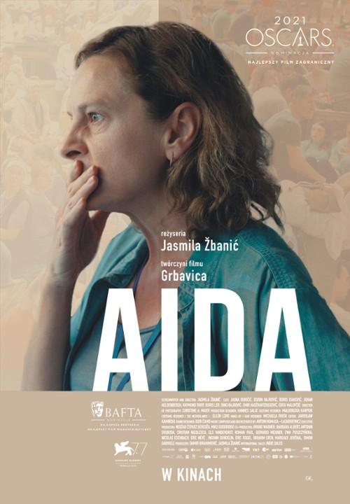Plakat filmu Quo Vadis Aida
