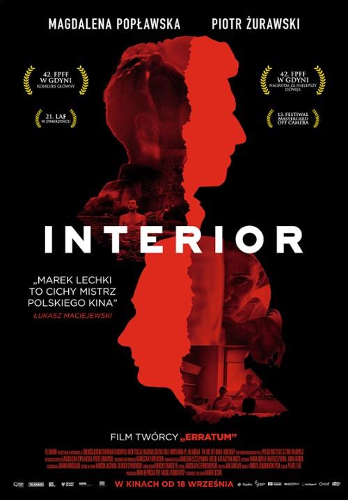 Plakat filmu Interior
