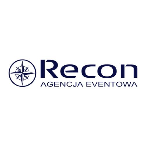 Logo Agencji Eventowej Recon