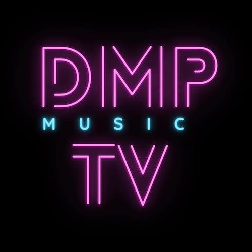 Logo DMP Music TV - Drzewiecki Media Production