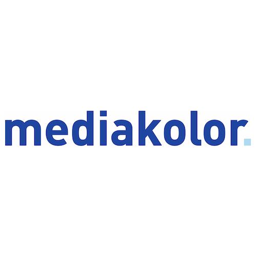 Logo Drukarni Mediakolor