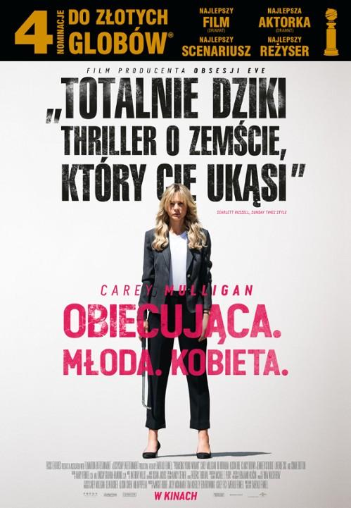 Plakat filmu Obiecująca Młoda Kobieta